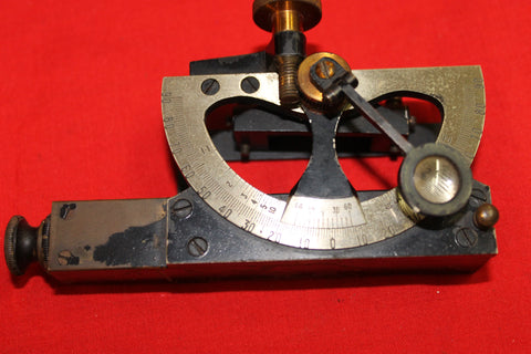 WW2 - British Sextant Clinometer
