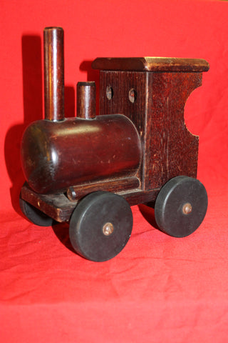 1940's - Child's Wooden Toy Train