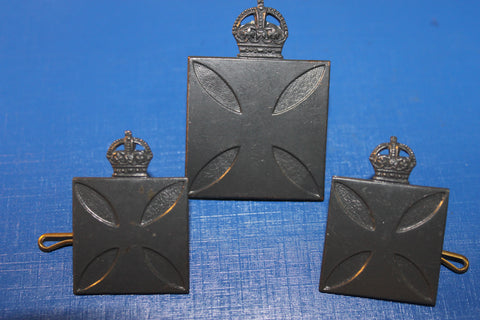 WW2 - Chaplin's Badge Set