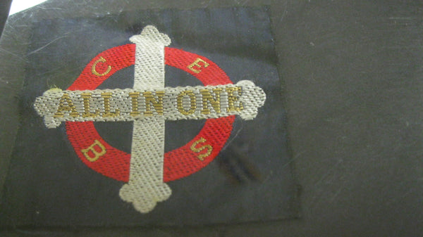 Vintage Boy's Brigade Patch.