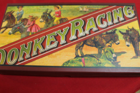 Donkey Racing Board Game