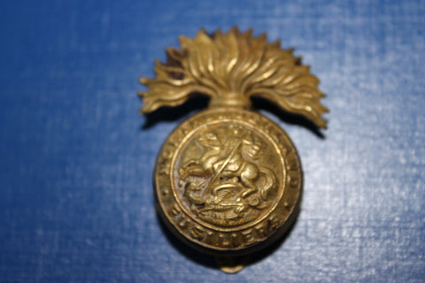 Northumberland Regiment Cap Badge
