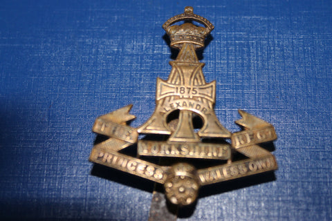 WW1 - The Yorkshire Regiment Cap Badge