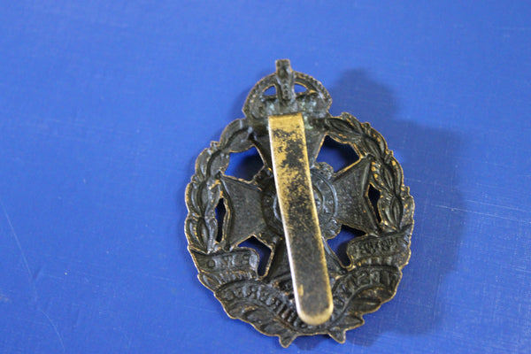West Yorkshire Regiment WW1 Cap Badge