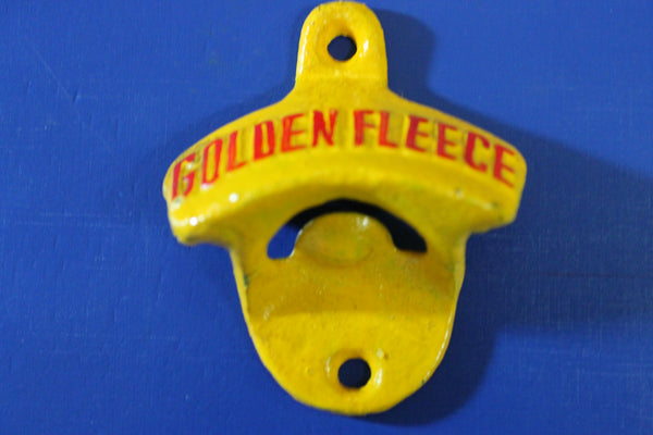 Golden Fleece Bottle Opener