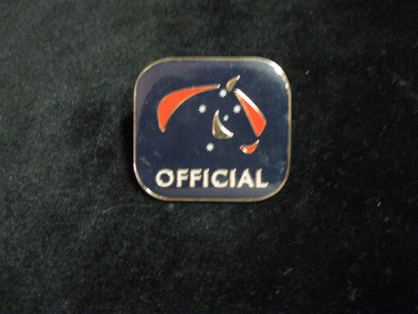 Sydney Olympics Official's Badge