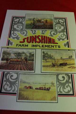 1928 - Sunshine Farm Implements Catalogue