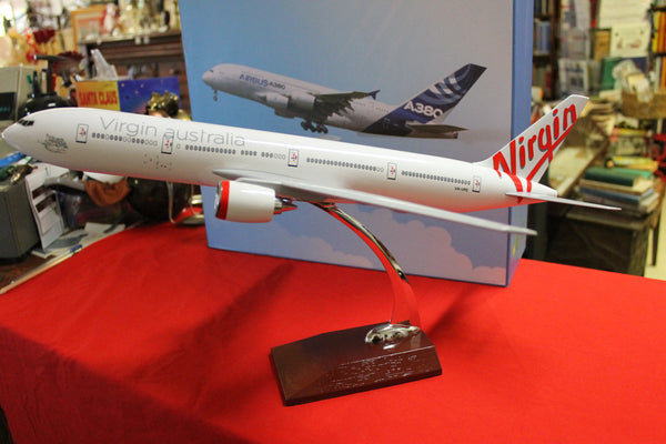 Aircraft Model - Virgin Australia 777