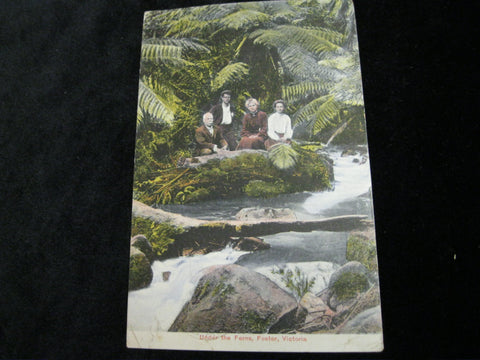 1909 - Foster South Gippsland Postcard