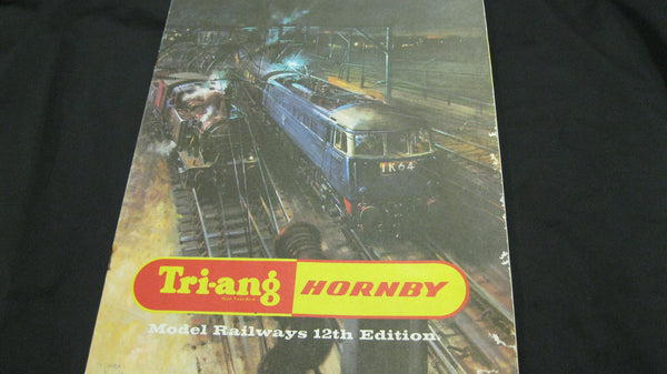 Tri-ang Hornby Model Railways 12th Edition .