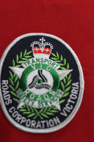 Obsolete Victoria Roads Transport Patch