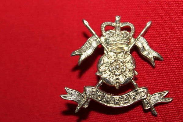 Queen's Own Yorkshire Yeomanry Collar Badge