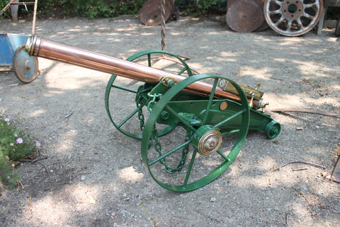 Recycled Item Cannon
