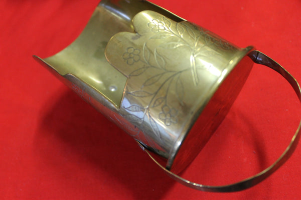 WW1 - Trench Art Sugar Bowl