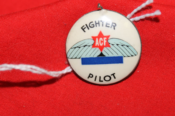 WW2 - ACF Fighter Pilot Badge