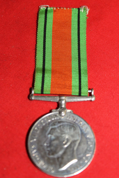 WW2 - Defence Medal