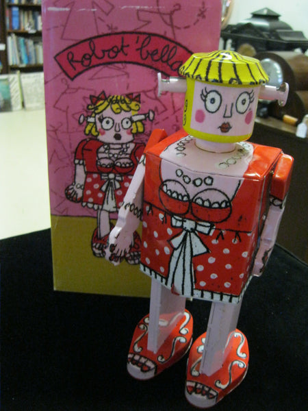 "Clockwork Robot "" Bella """