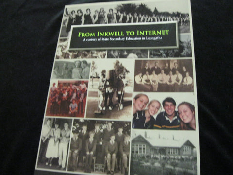 From Inkwell to Internet - Education in Leongatha