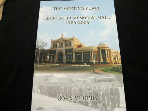 The Meeting Place - Leongatha Hall