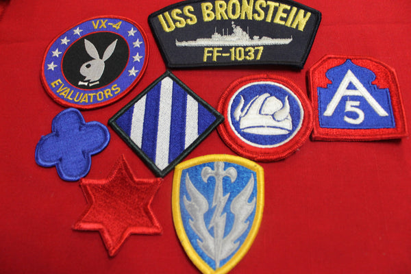 US Military Patch Lot