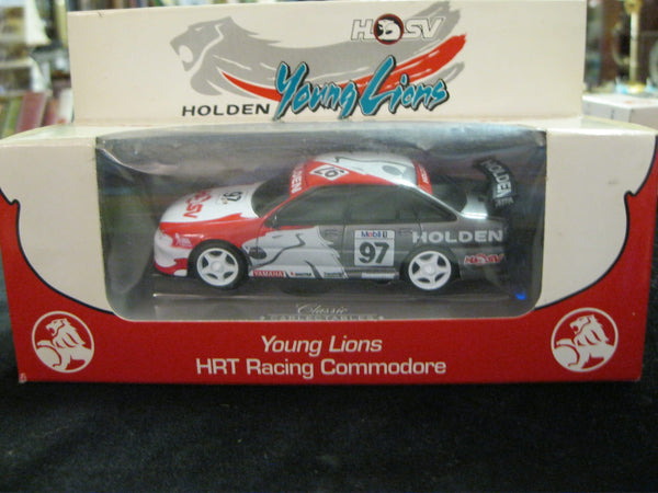 1:43 Young Lions HRT Racing Commodore