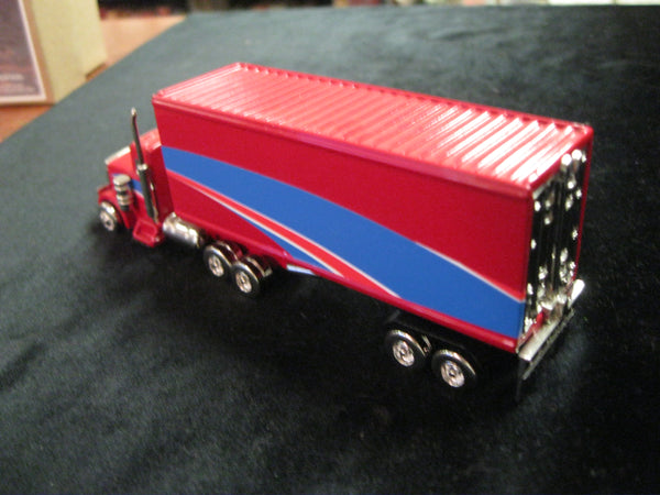 Diecast - Semi Trailer Clock