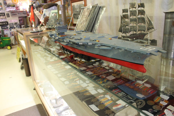USS Enterprise Aircraft Carrier Model