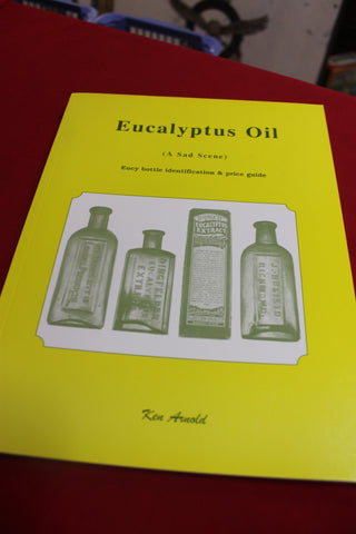 Eucalyptus Oil A Sad Scene by Ken Arnold
