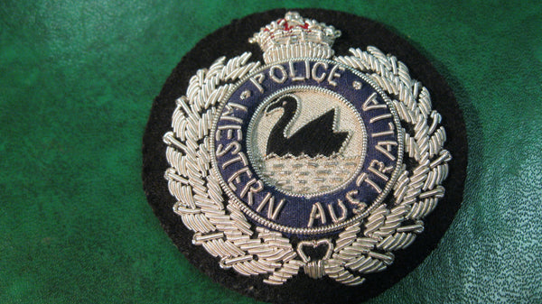 Western Australian Police Bullion Patch.