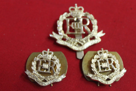 Royal Military Police Cap & Collar Set