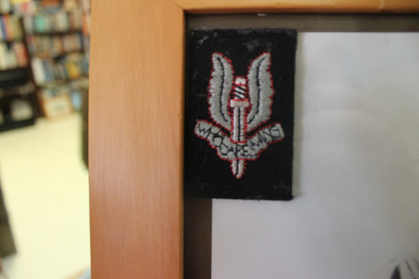 Original WW2 SAS Patch