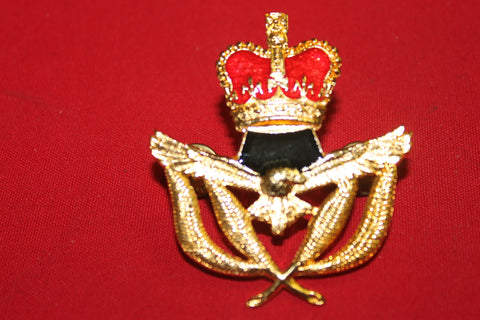 RAAF Warrant Officer Hat Badge