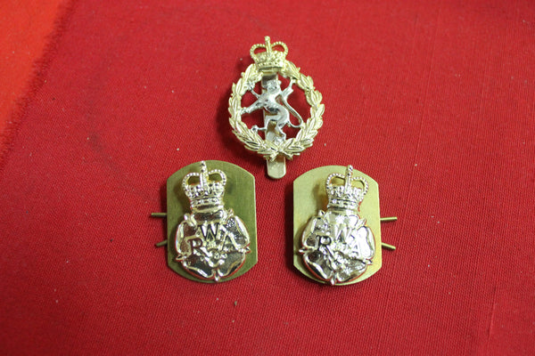Women's Royal Army Corps Badge Set