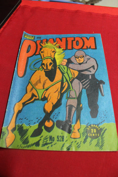 1974 - Phantom Comic Number 528