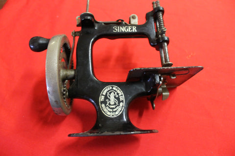 1914 -Singer Toy Sewing Machine