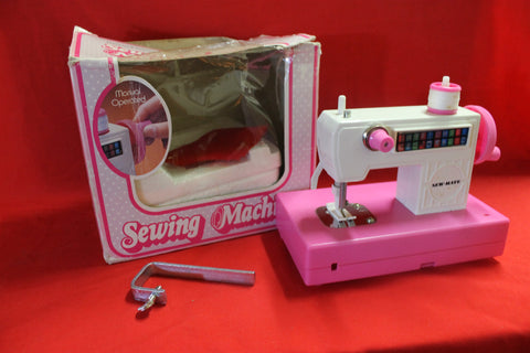 1970's - Sew Mate Toy Sewing Machine
