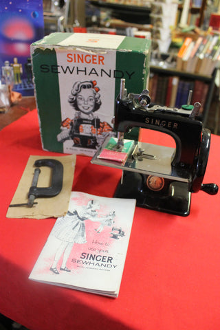 Singer Sewhandy Toy Sewing Machine