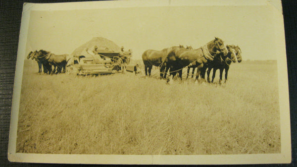 Original Farming Photo