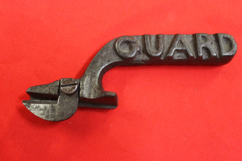 """ Guard "" Bottle Opener"
