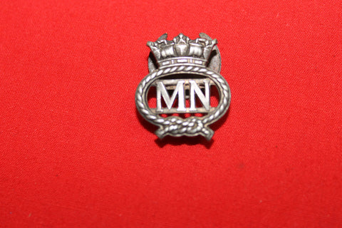 British Merchant Navy Lapel Badge