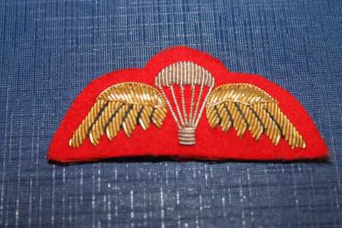 Royal Army Para Bullion Badge