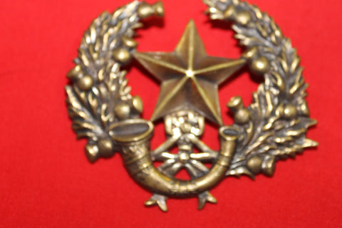 Cameronians Cap Badge