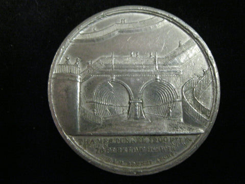 1843 - Opening of Thames Tunnel - 36 mm