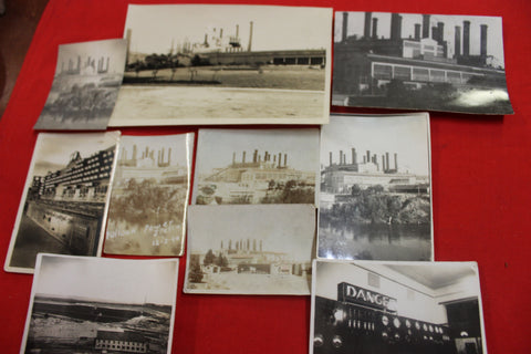 1940's - Yallourn Power Station Photos