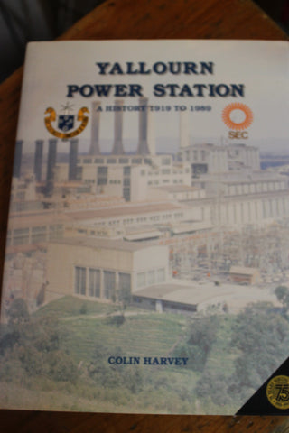 Yallourn Power Station 1919 - 1989
