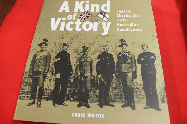A Kind of Victory - Craig Wilcox