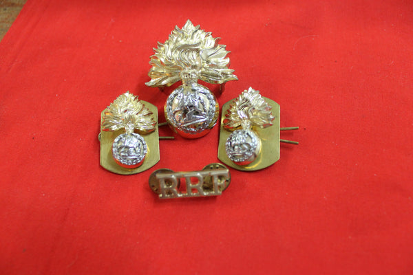Royal Regiment of Fusiliers Badges