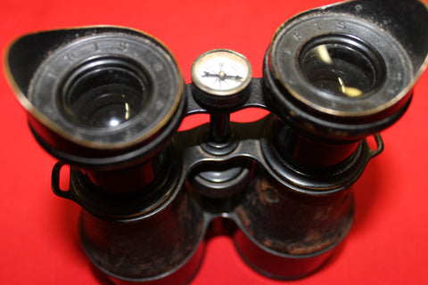 Vintage French Iris Paris Binoculars