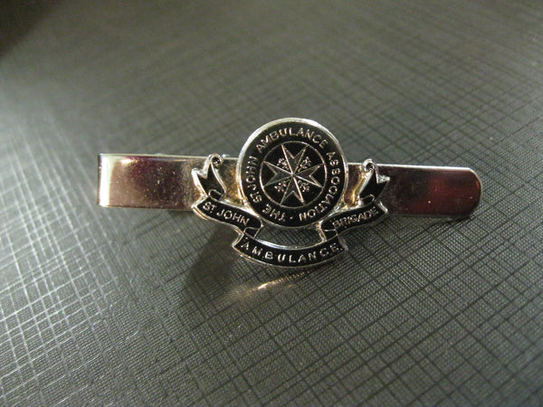 St John Ambulance Tie Bar .