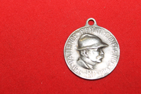 WW1 French Silver Medal